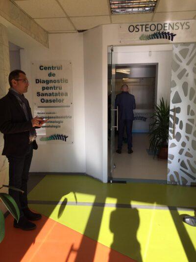 Osteodensys: Deschiderea oficială a centrului cu cea mai performantă tehnologie din lume în diagnosticul osteoporozei